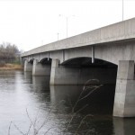 Rideau River Crossing (Hurdman Bridge)