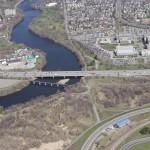 Ouvrage de franchissement de la rivière Rideau (pont Hurdman)