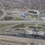 East Portion of Vanier Parkway Interchange