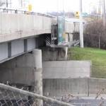 Pont Belfast sur l'autoroute 417